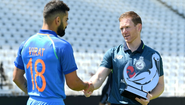 The ODI series is on the line for India and England.
