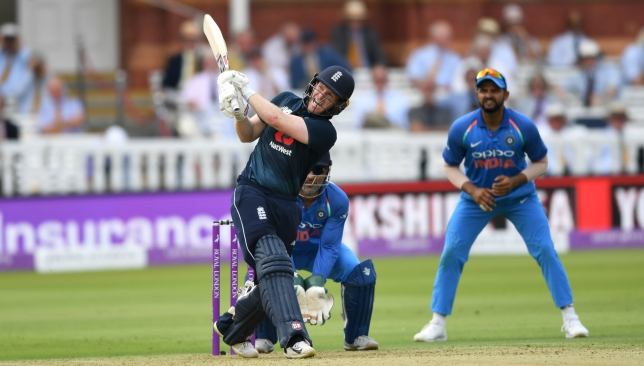 Morgan has welcomed the pressure of a decider against India.