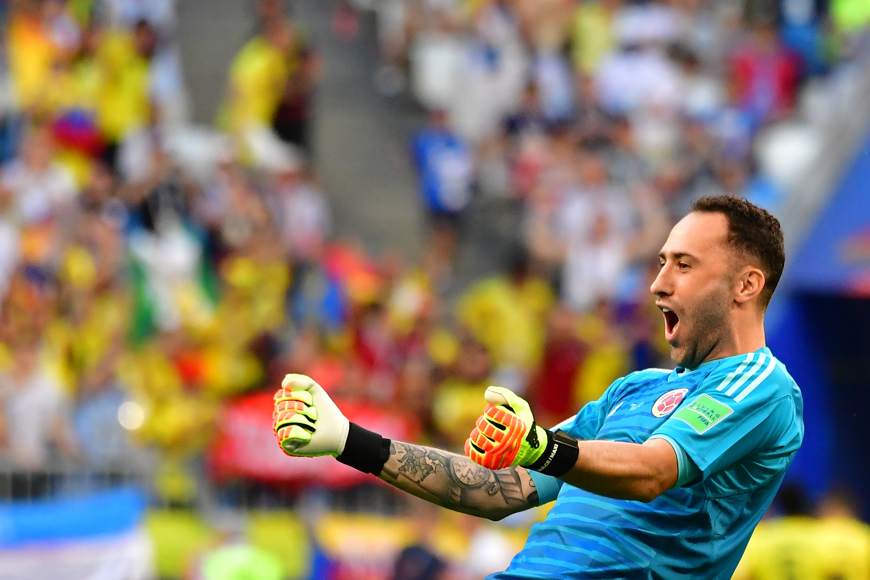 """e02809fbbf7 David Ospina insists Colombia are better than the team that thrilled the  world on their way to the World Cup quarter-finals four years ago and are  not """" ..."""