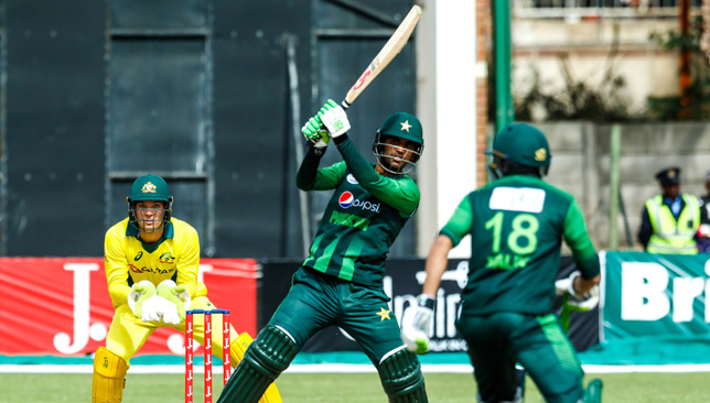 Man in form: Fakhar Zaman