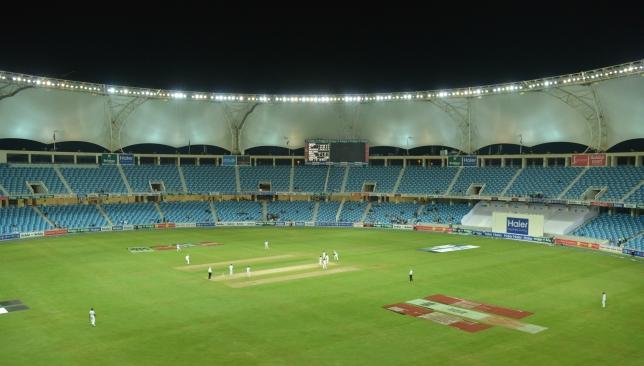 No day-night Tests at Dubai this year.