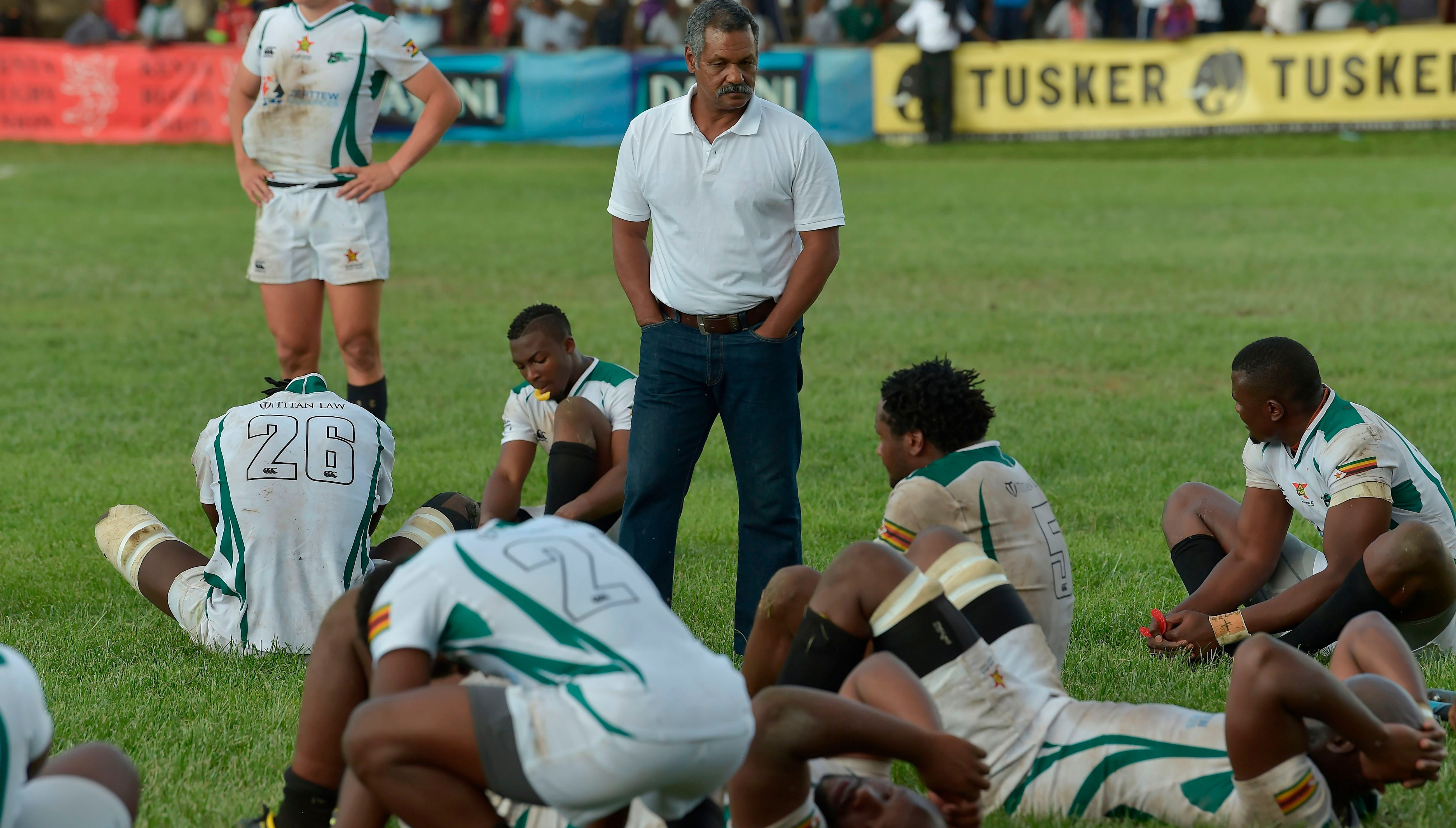 Zimbabweans Hit Back At South Africa Burning Out South: Rugby News: Tunisian Rugby Union Hits Back At Allegations