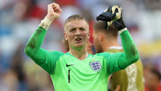 Pickford of England