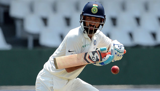 Cheteshwar Pujara is out of form.