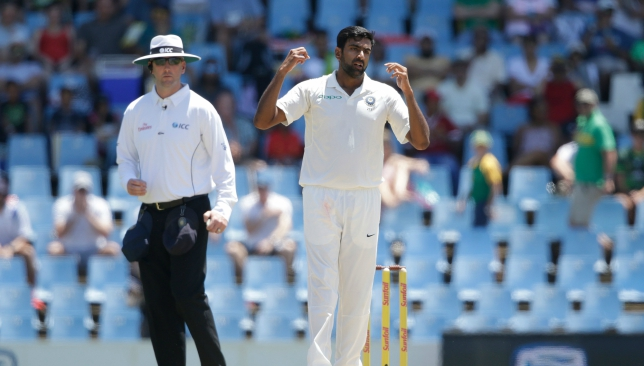 Ashwin is feeling confident ahead of the five-match Test series.