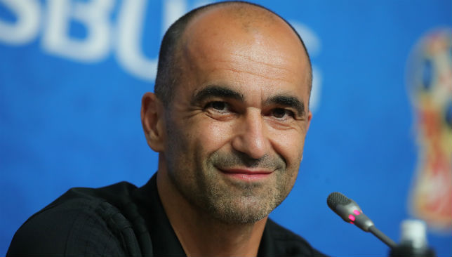 Roberto Martinez, Head coach of Belgium
