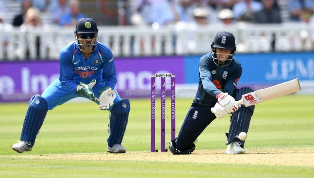 Root struck a masterful ton to lead England's charge.