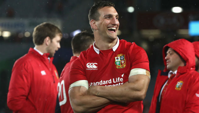 Warburton captained the Lions on successful tours in 2013 and 2017.