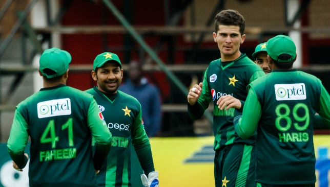 Shaheen Afridi impressed in the two matches he played.