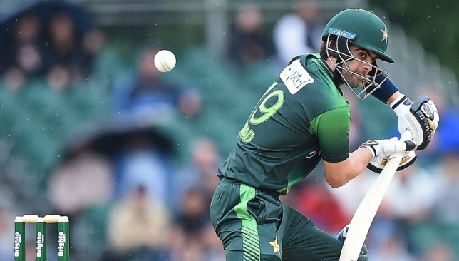 Ahmed Shehzad will not appeal the result of his failed dope test.