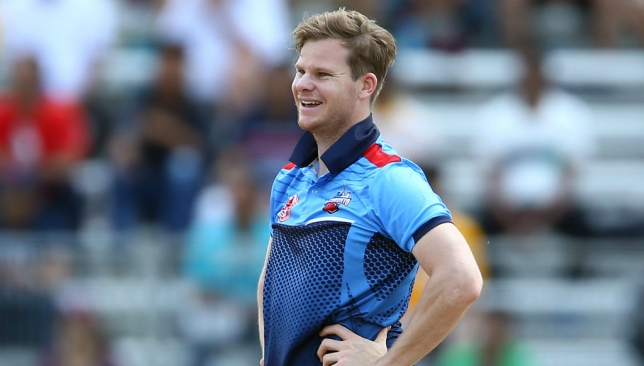 Smith will replace Shakib Al Hasan in the Tridents squad.