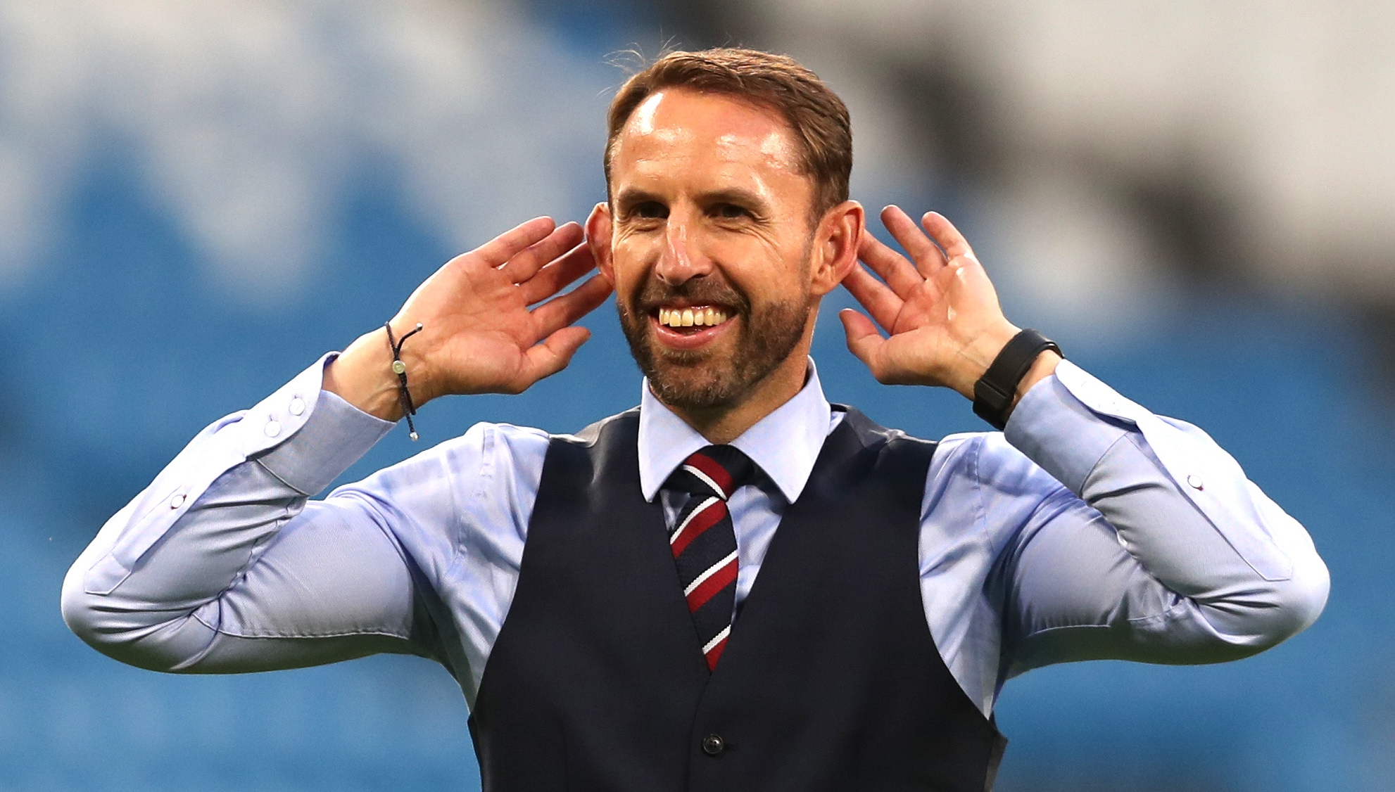 6e051b22617 Gareth Southgate has led England to the semi-finals at the World Cup.
