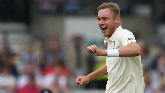 Broad led the way with 23 wickets for England.