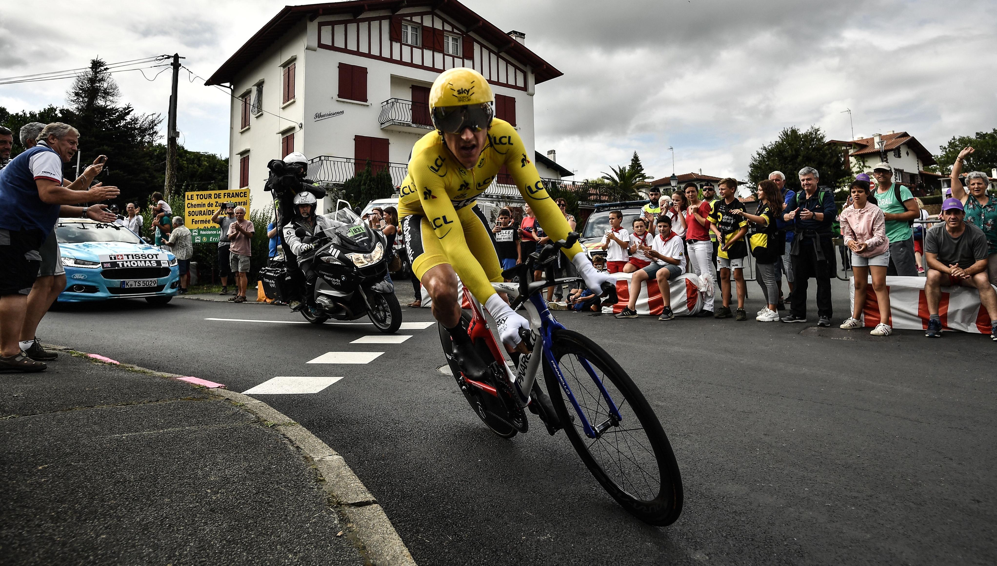 Geraint Thomas  Tour de France success doesn t shock Sir Dave ... 58929f7a9