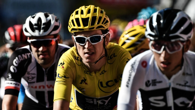 446c22d08 A breakdown of Geraint Thomas  head-to-head time trial record against Tom  Dumoulin