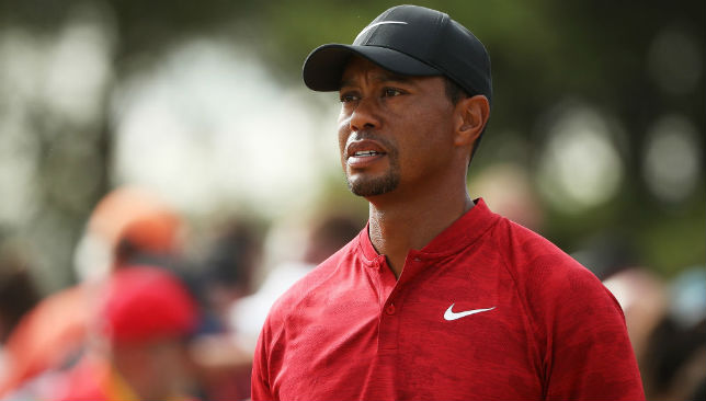 Tiger Woods has won 14 majors