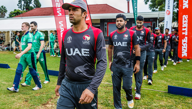 The road begins in Malaysia for the UAE