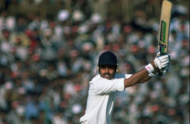 Vengsarkar loved batting at Lord's.