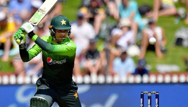 Fakhar Zaman is in fine form for Pakistan