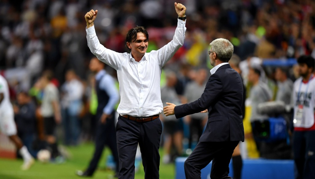 Zlatko Dalic went from being sacked by Al Ain to coaching in the World Cup final.
