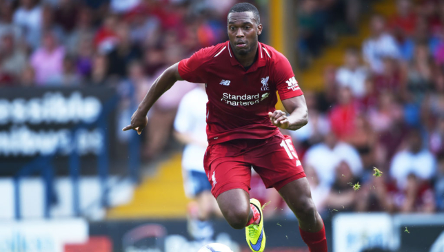 Sturridge to fight for Reds place