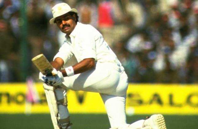 Dilip Vengsarkar had a phenomenal tour of England in 1986.