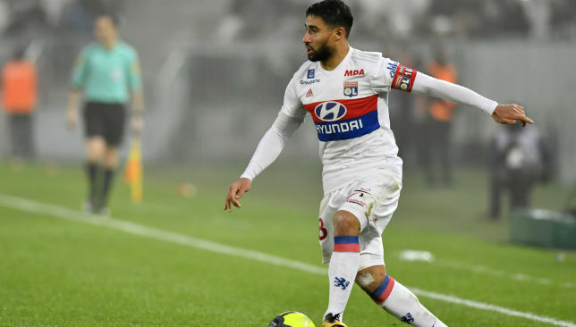 Nabil Fekir and Lyon could be a hurdle for Barcelona in the La Liga title race