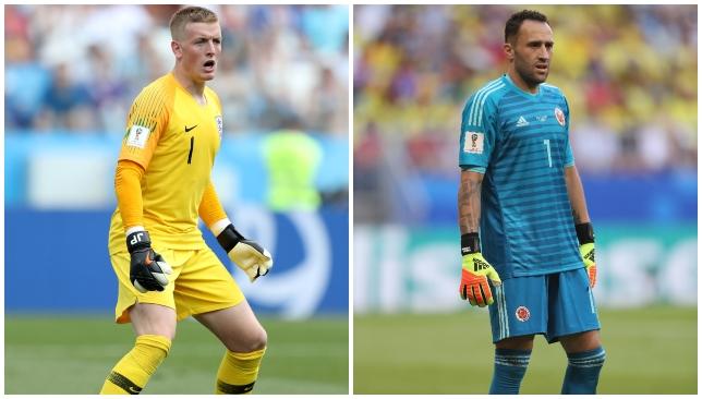 goalkeepers eng v col