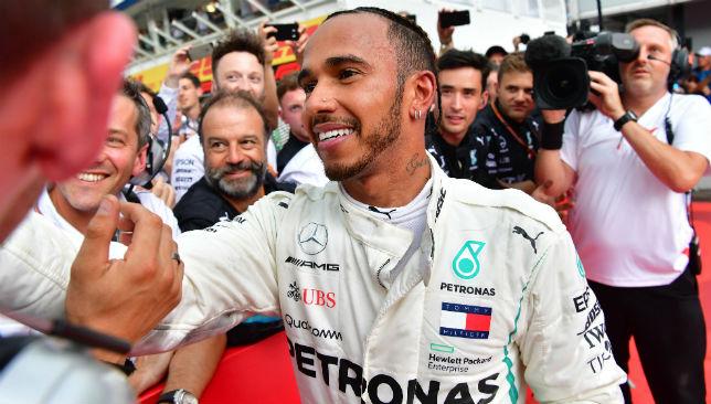 Lando Norris wants to emulate fellow Briton Lewis Hamilton.