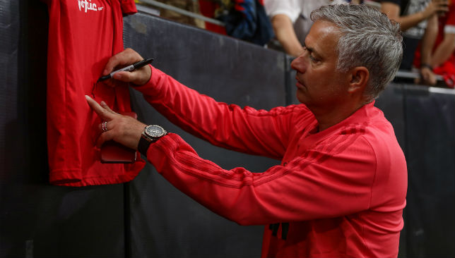 Jose Mourinho admits Manchester United may miss out on transfer targets