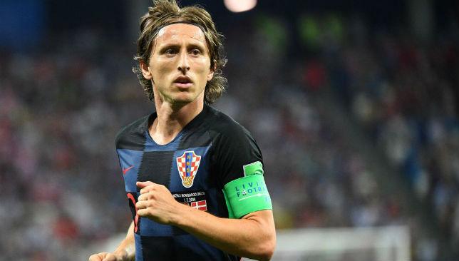 Modric was key as Croatia reached the World Cup final last summer.