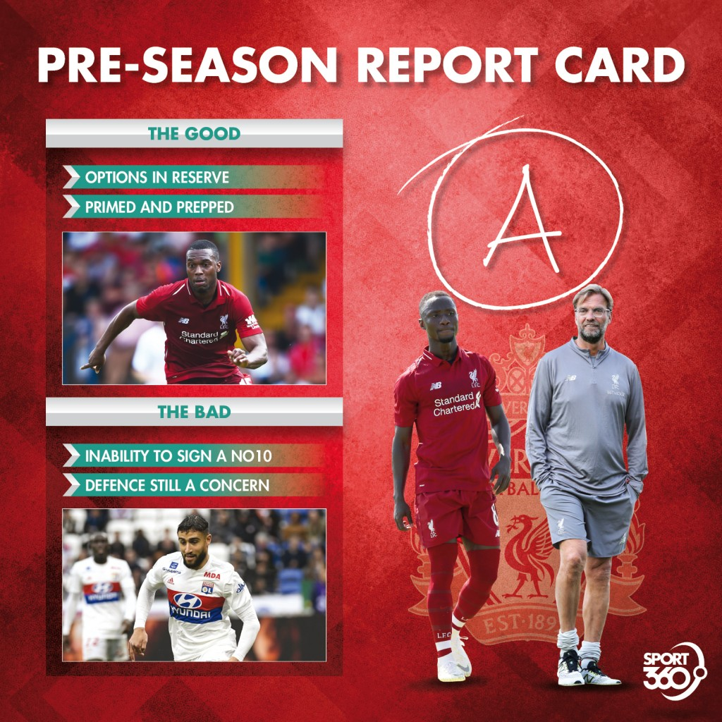 06 08 Pre-season report card Liverpool