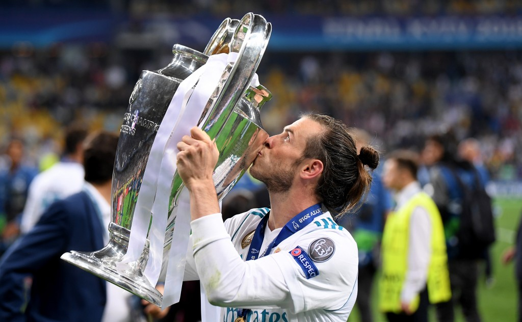 Bale has to prove he can be the star player at a club of Madrid's stature.
