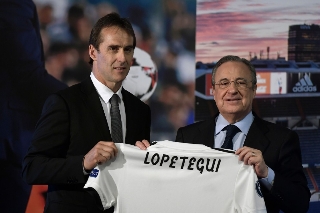 How will Lopetegui handle the pressure of the post-Ronaldo era?