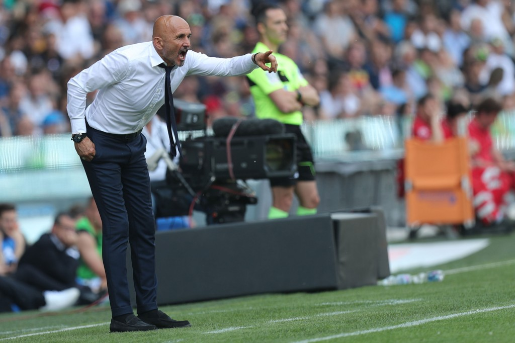 The onus is on Spalletti to restore Inter Milan to glory.