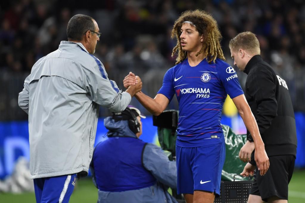 Ampadu has impressed new Chelsea manager Sarri.