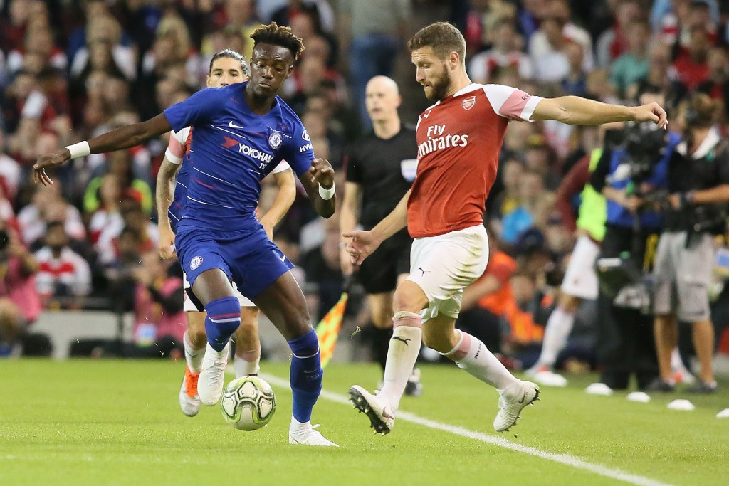 Hudson-Odoi has embarrassed top-level defenders this summer.