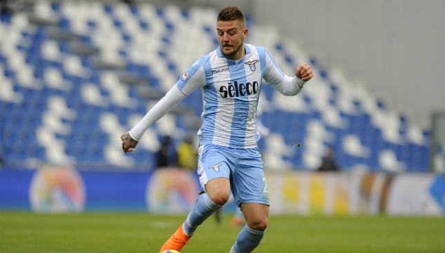 Milinkovic-Savic only thinking about Lazio