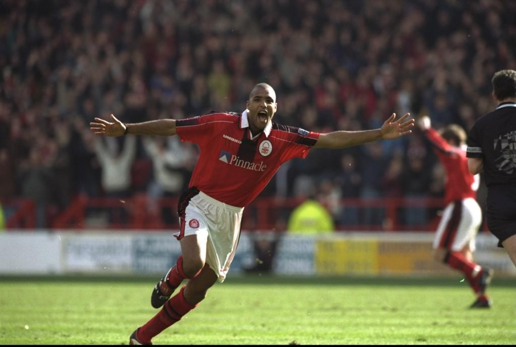 Pierre Van Hooijdonk soon had little to celebrate at Nottingham.