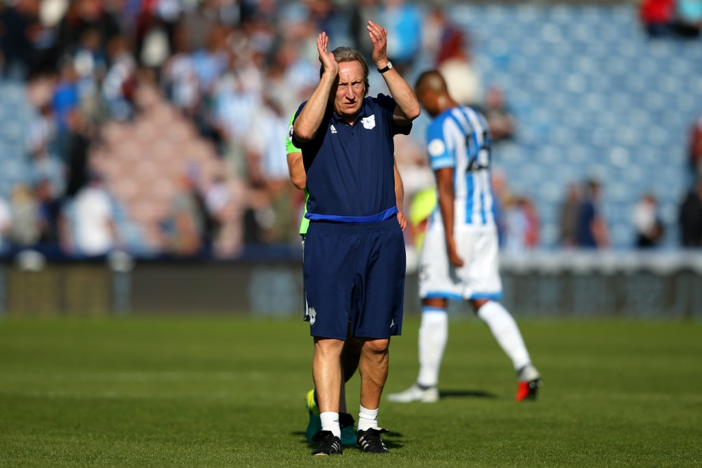Neil Warnock has his work cut out at Cardiff City.