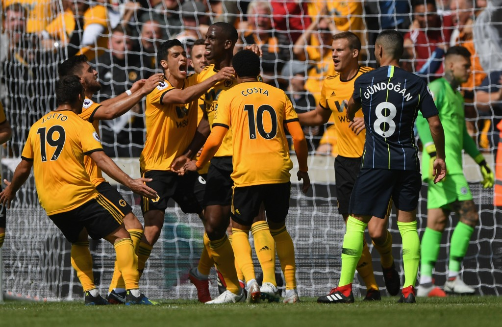 Wolves showed their resilience against City.