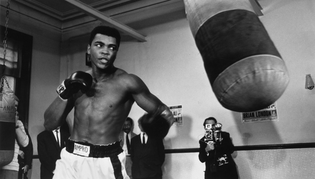 The Greatest ever: Muhammad Ali