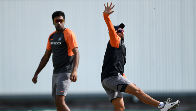 Ashwin and Kuldeep are two of the spin options for India.