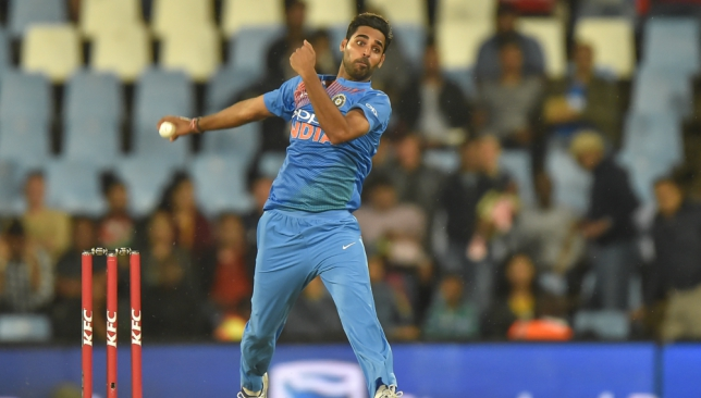 Bhuvneshwar Kumar picked up 3-33 in India A's 124 run win.
