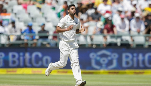 Bhuvneshwar's recovery is taking longer than expected.