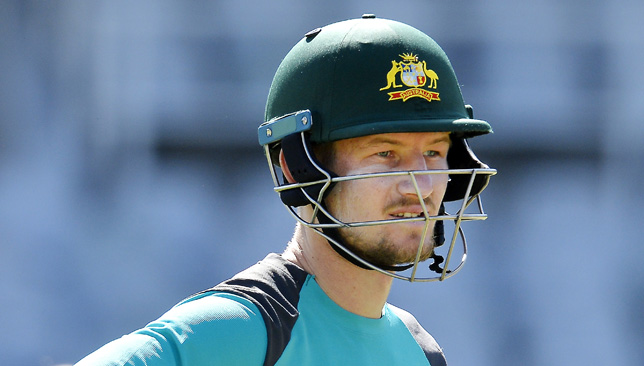Australia batsman Cameron Bancroft.