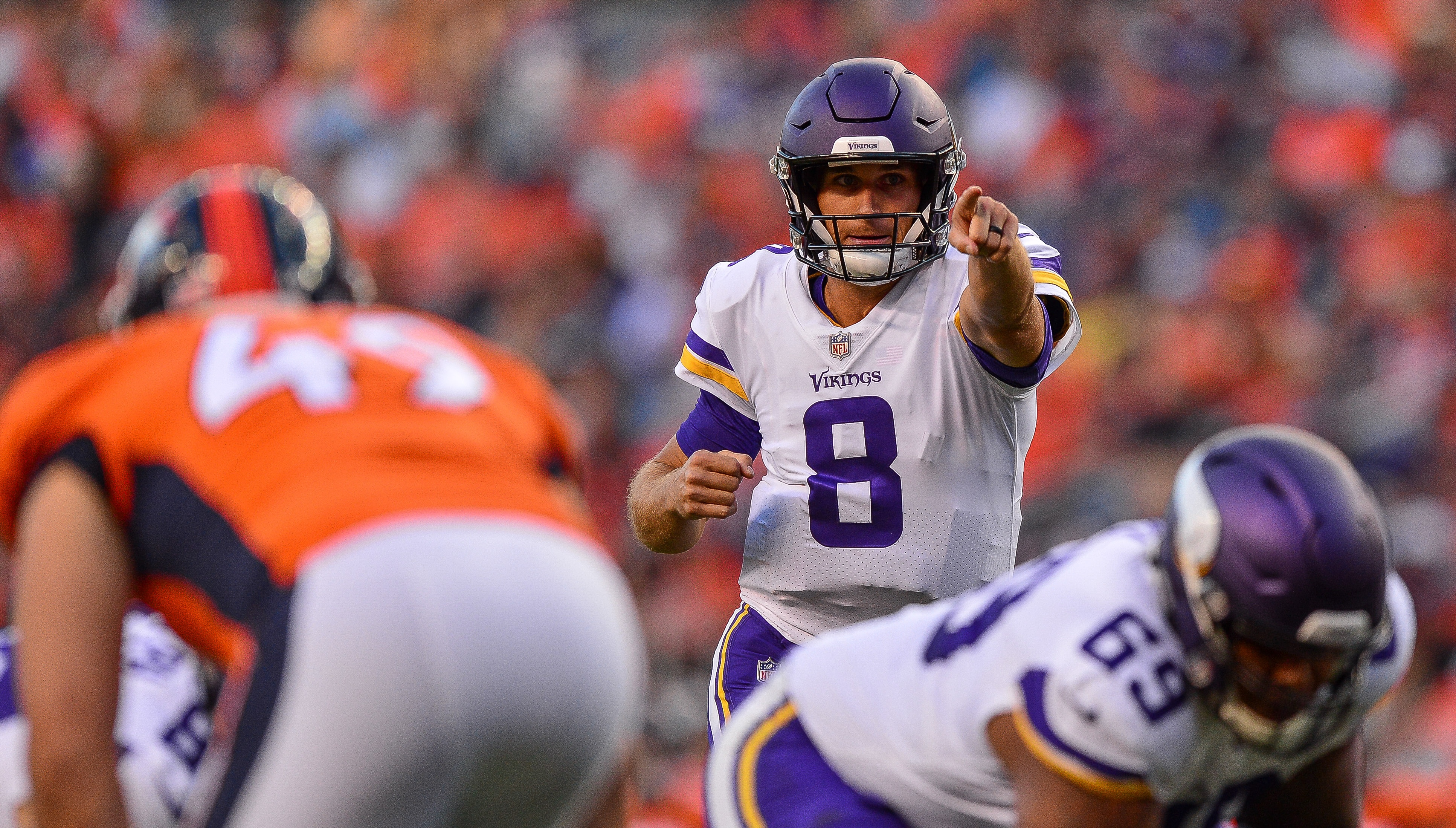 6fc11e535 Why Kirk Cousins can thrive with Minnesota Vikings and improve on Case  Keenum