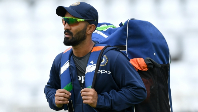 Dinesh Karthik could be facing the axe at Trent Bridge.