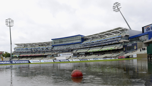 England v West Indies: 3rd Investec Test - Day Two