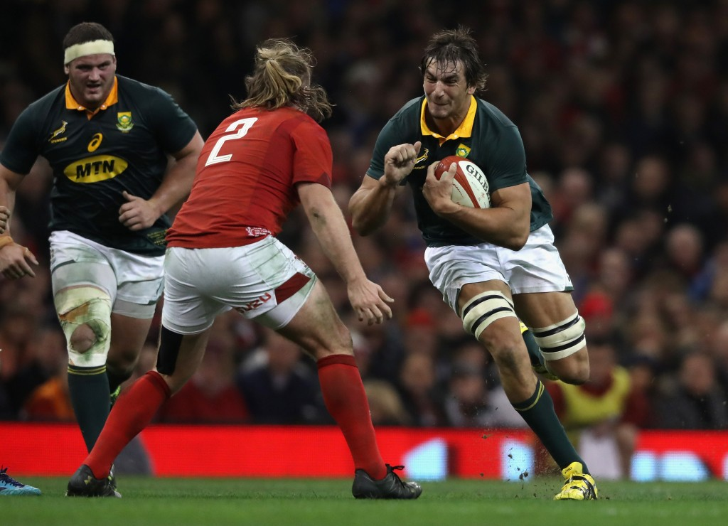 Eben Etzebeth is back for the Boks